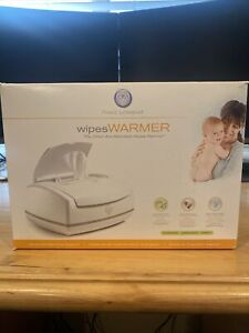 ANTI-MICROBIAL WIPES WARMER for Baby & Family - IN ORIGINAL BOX All Papers