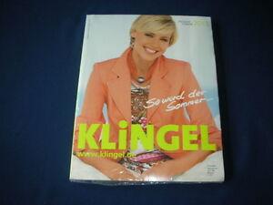 Klingel Katalog - Frühjahr/Sommer 2013 NEU + OVP