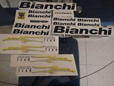 Decals Bianchi Mega Pro Replica Pantani