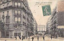 CPA 75 PARIS 12e RUE MICHEL CHASLES