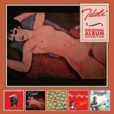 Idoli - Original Album Collection, 5 CD Set, 54 Songs, croatian cd albums