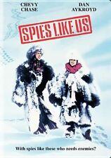 Spies Like US 0883929091621 With Dan Aykroyd DVD Region 1