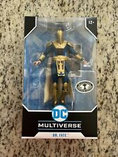 DC MULTIVERSE PLATINUM EDITION DR FATE CHASE ACTION FIGURE MCFARLANE TOYS 2021
