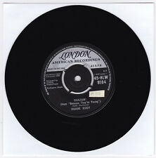 SP 45 TOURS DUANE EDDY SHAZAM !  LONDON 45-HLW 9104  en 1960