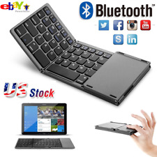 ZBJP Foldable Bluetooth Keyboard Wireless Mini Bluetooth Keyboard Portable Foldable Bluetooth Keyboard is Ideal for People Who Color : Silver