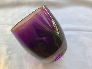"**TULIP**GLASSY*BABY*GLASS*CANDLE*HOLDER*VOTIVE*PERFECT*4*MOTHER""S*DAY*GIFT*NEW*"