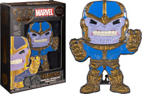 IN STOCK! Marvel THANOS Large Enamel Pop! Pin by Funko