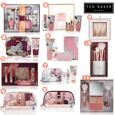 Genuine Ted Baker Ladies Beauty Birthday Nan Mothers Day Bag Gift Set Collection