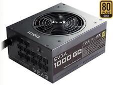 EVGA 210-GQ-1000-V1 GQ 80 Plus Gold, 1000W ECO Mode Semi Modular Power Supply