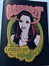 MSTRKRFT Mini Concert Poster Reprint for 2008 Aspen CO Gig  14x10