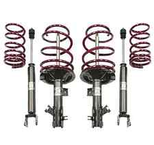 STAGG 4 STRUTS & LOWERING SPRINGS fits 4 cyl. NISSAN 2.5 ALTIMA 2007 to 2012