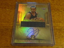 Panini Autographed Basketball Trading Cards