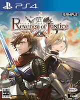 Revenge of Justice Sony Playstation 4 PS4 Video Game From Japan F/S Tracking NEW