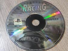 PARIS MARSEILLE RACING II 2 PLAYSTATION 1 PS1 PSONE PS2 PS3