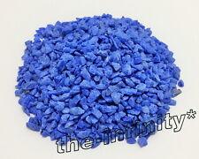 500g Blue Mini Stones Aquarium Fish Tank Gravel Substrate Pebble Rock Decorative
