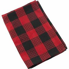 Buffalo Check Waffle Dish Towel by Park Designs Red Black Checkered Plaid