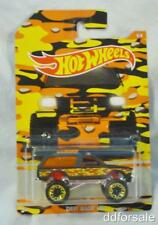 Chevy Blazer 4x4 1/64 Scale Die-cast Model Hot Wheels