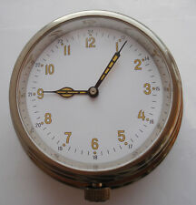 USSR RUSSIAN SOVIET SUBMARINE NAVY MARINE BRASS SHIP WALL CLOCK 3-57