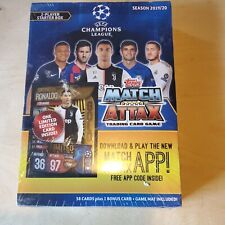 2019 2020 Topps UEFA Champions League Match Attax Soccer Trading Card Game Seale