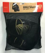 Red Women's Total Impact Snowboard Shorts Color Black Size Ladies Small NEW