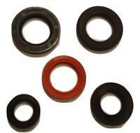 ukscooters LAMBRETTA ENGINE OIL SEAL KIT 5 SEALS NEW GP LI TV SX