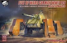 Modelcollect UA72107 Fist Of War E-75 Heavy Panzer In 1 72