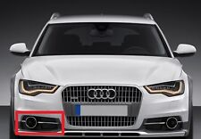 Genuine AUDI A6 Allroad Front Bumper Lower Right O/S Air Guide Grill 4G0807682P9