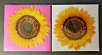 Sunflower Paper House Production Woodstock NY Printed in USA Lot of 2 NOS