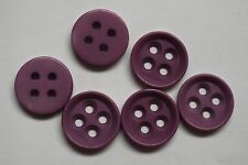 8pc 30mm Light Purple Jacket Coat Trouser Cardigan Kids Button 0767