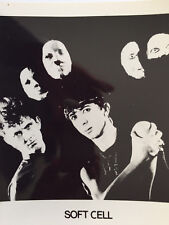 Photo   SOFT CELL   Format 18x24cm