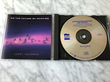 Jerry Goodman On The Future of Aviation CD MADE IN JAPAN 1985 Private 1301 RARE!