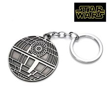 Star Wars Death Star Figurine Full metal replica keychain Key chain collectible
