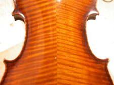 4/4 Violine, Guarneri-Kopie, handschriftlicher Zettel, Geige