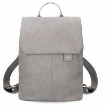 zwei Sac À Dos Mademoiselle.M MR13 Velours-Grey