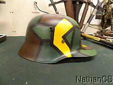 M18 German WW1 Soldiers Camo Helmet