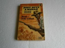 Bony Buys A Woman - Arthur Upfield (Pan Paperback 1959)