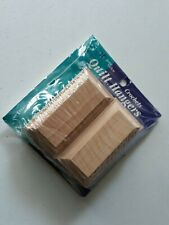 June Tailor Crochets Quilt Hangers Block Style Jt - 653 New In Package