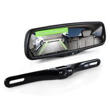 Pyle PLCM4550 Rearview Backup Parking Assist Camera & Display Monitor System Kit