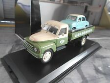 Hanomag Camion l28 L 28 PICK-UP Goggomobil + Goggo extradition SCHUCO 1:43