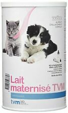 TVM Lait Maternisé Poudre Oral pour chiots, chaton et petits mammifères Boîte de