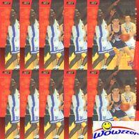 (50) 1999 Omni #32 Yao Ming FIRST EVER ROOKIE Card Lot China NBA HOF Legend
