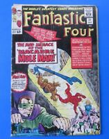 FANTASTIC FOUR #31 COMIC BOOK ~ 1964 MARVEL SILVER AGE ~ G/VG Detached Center Pg