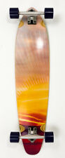 NEW Ark Complete Longboard Sunset Kicktail 38
