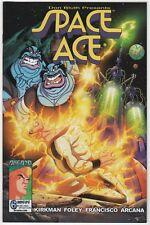 Space Ace #6 VF+ 2009 Arcana Comics Rare VHTF Kirkman Walking Dead Don Bluth