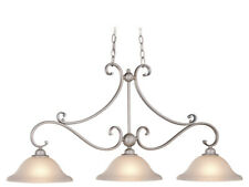 Vaxcel Monrovia 3 Light Island Brushed Nickel PD35413BN