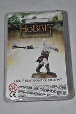 Hobbit Azog Lieutenant of Sauron STRATEGY BATTLE GAME MODEL NEW CITADEL GW L4