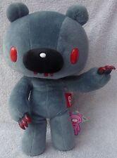 "Official Chax GP TAITO Gloomy Bear Black Posable Soft Plush Toy Japan Kawaii 15"""