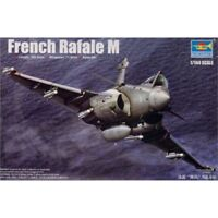 1:144 Trumpeter Dassault Rafale M Aircraft Model Kit - 1144 French Scale New