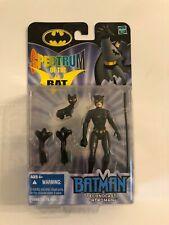 BATMAN: SPECTRUM OF THE BAT - TECHNOCAST CATWOMAN ACTION FIGURE (2002) Hasbro