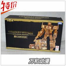 Transformers Toy TAKARA Masterpiece LGEX GOLDENLAGOON Optimus prime FIGURE New